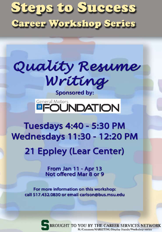 employment update how to write a resume oiss live