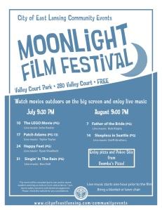 moonlight film festival flyer 2014