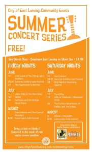 summer concert series flyer 2014 8.5x14