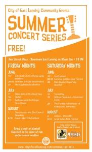 summer concert series flyer 2014 8.5x14