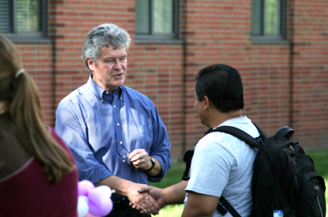 Peter Briggs OISS Director