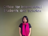 Student of the Month: Yixin Mei-Make International Students' Voice Heard