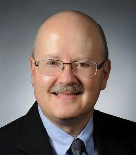 OISS Director, James Dorsett
