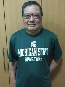 Henry (Spartan T-shirt)