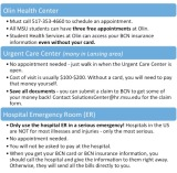 Sick? No Insurance Card? Here's what to do!