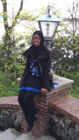October Student of the Month: Hafsa Abass